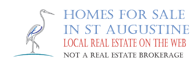 Homes For Sale In St Augustine